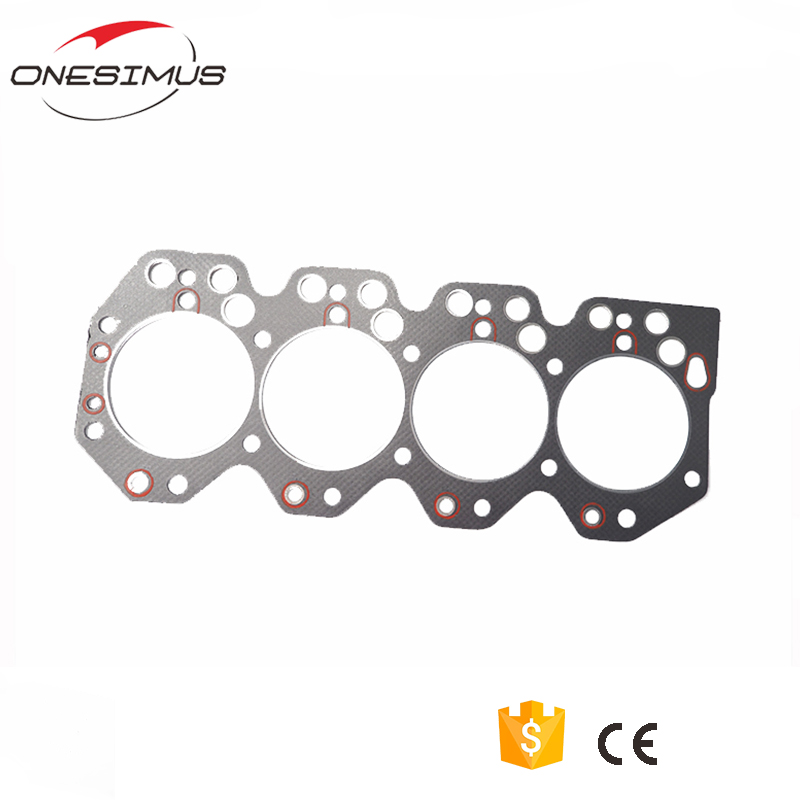 Auto parts 11115 - 58010 / 12 / 13 / 15 3B Nometal cylinder head gasket