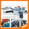 precision woodworking sliding table panel saw