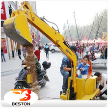 China factory hot sale cheap price electric kids ride on car / kid mini excavator