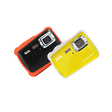 "HD1080P Baremetal Waterproof Digital Camera 3Meter underwater Camcorder 2.0"" Used AAA Dry Battery 32G TF Card"