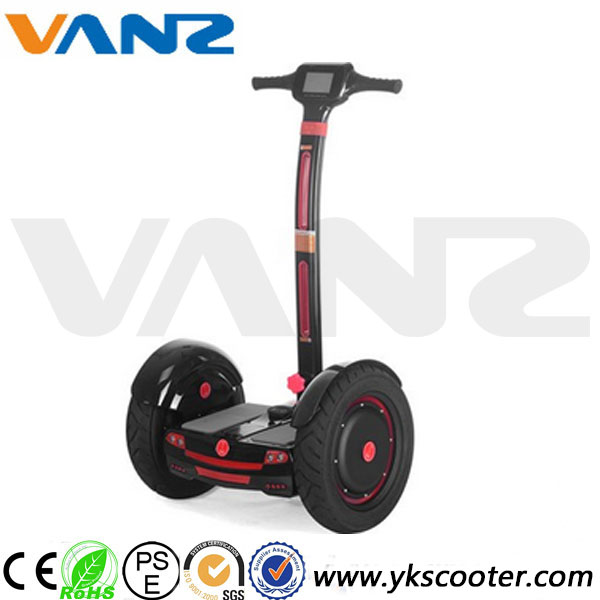 2 wheels self balancing electric chariot cheap space scooter