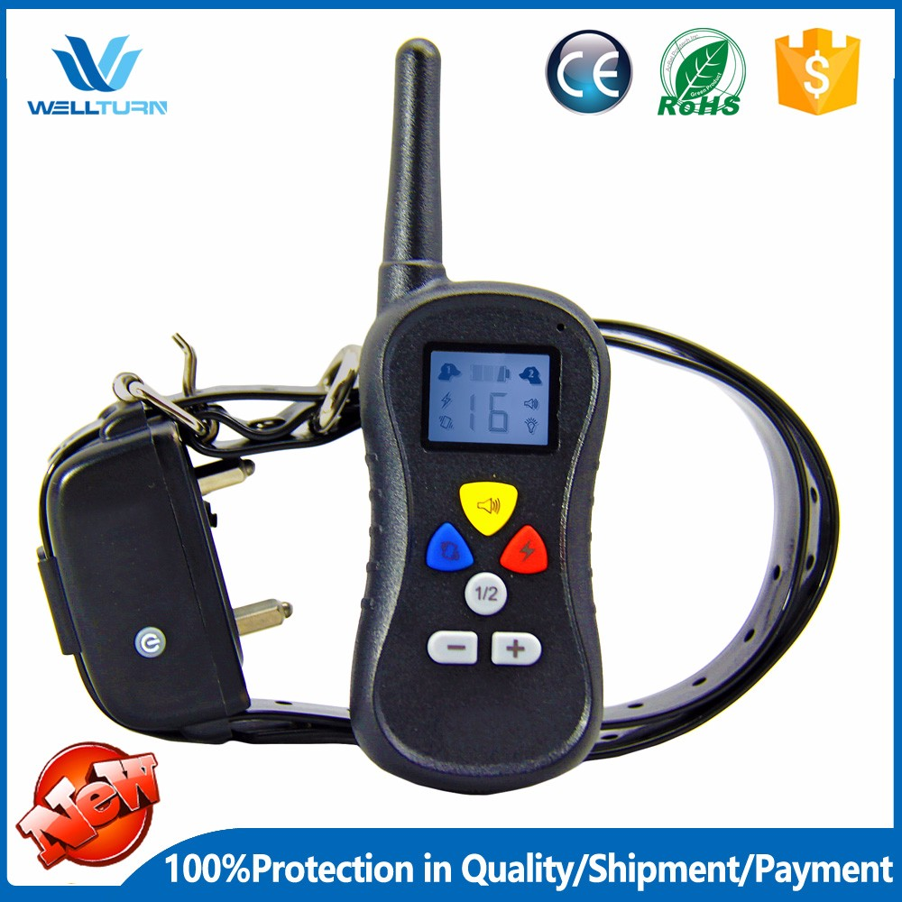 Top Quality Dog 400M Remote Control Electric Collar Training Dog