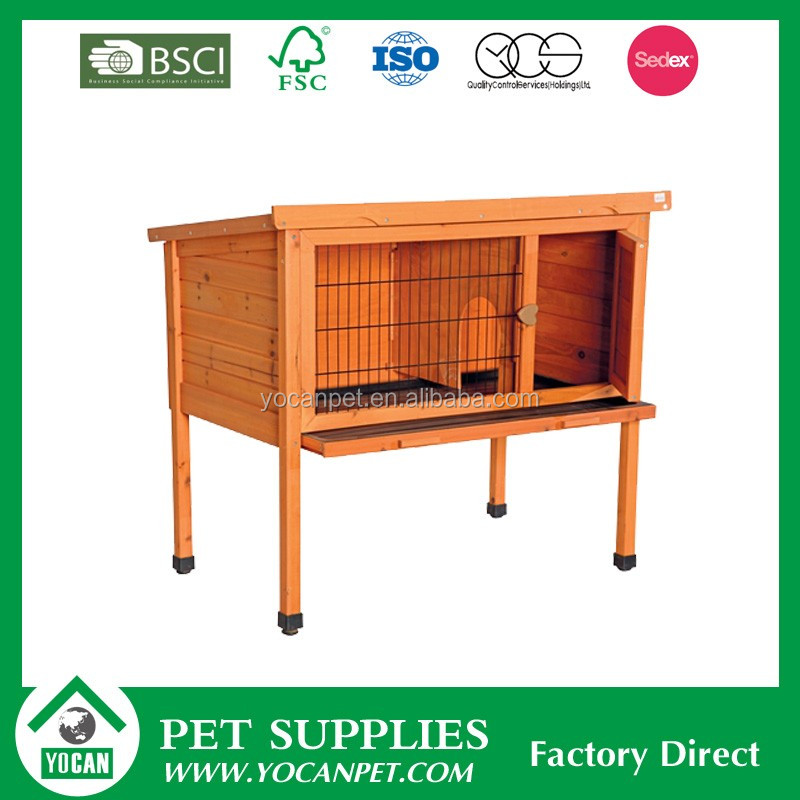 Low price Fast supplier rabbit cages commercial