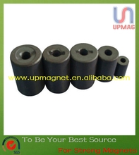Strong Ferrite ring permanent magnets for speakers