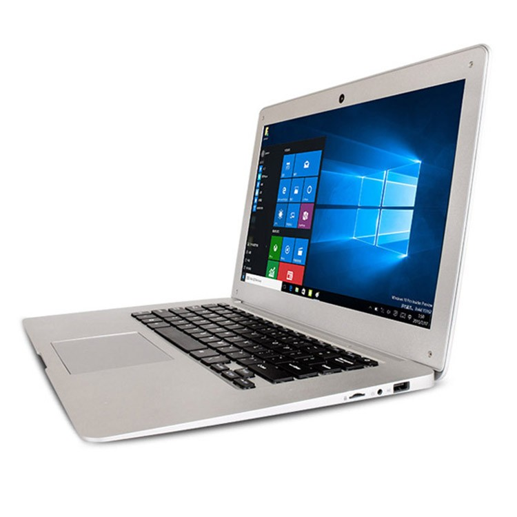 China cheap ultrabook 14 inch intel Quad core cpu 4G ram 64G SSD laptop <strong>computer</strong>