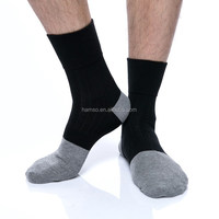 high quality fashion sport and business man 100 cotton sock factory