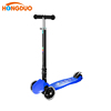 wholesale cheap 5 years old mini 3 wheel kick scooter S925B