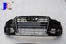 2012-2015 S Style S6 Car Bumpers with S6 Car Grill For AUDI A6 C7 CAR