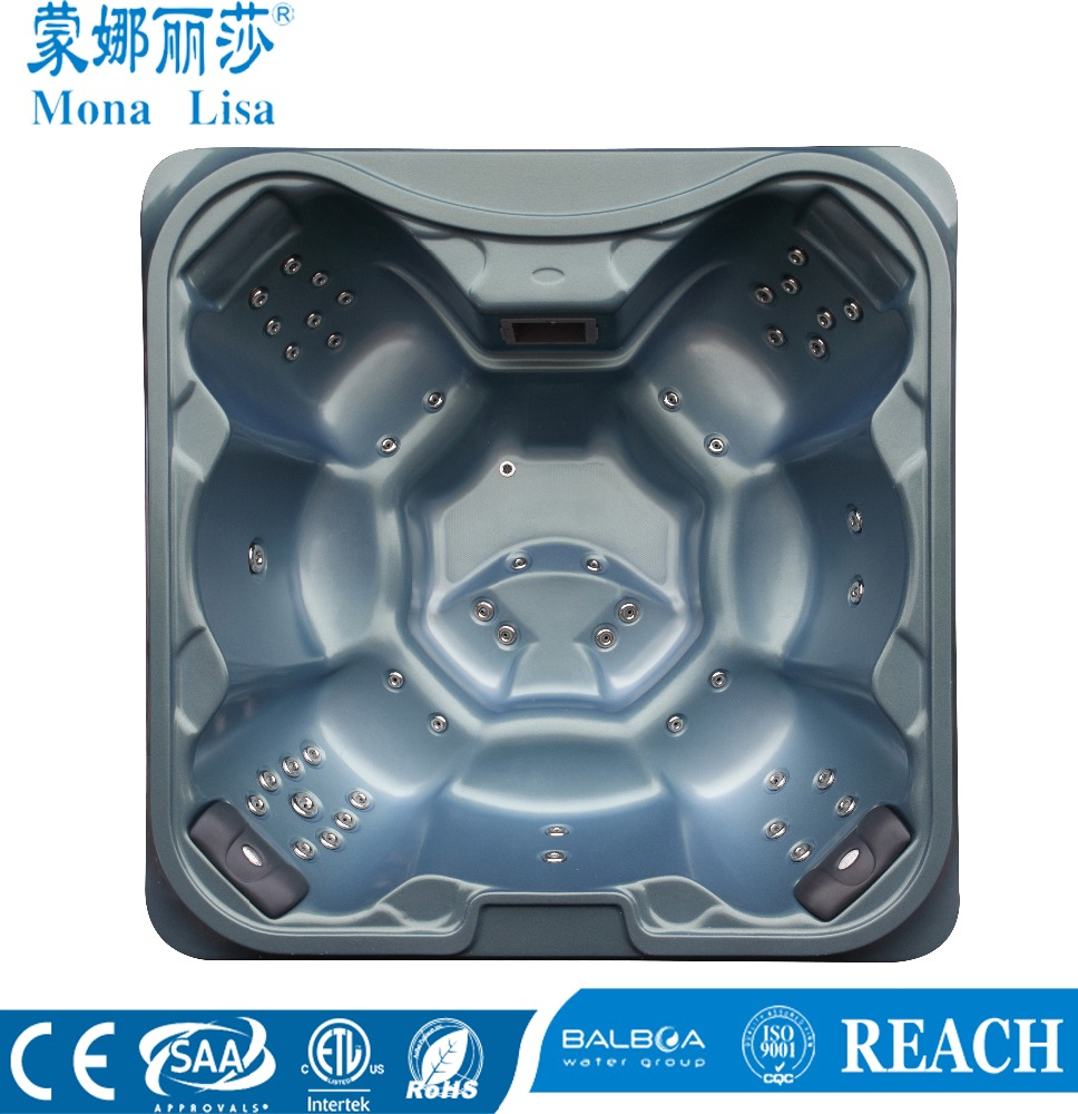 Best Promotion Price Outdoor Spa Pool 6 perosn Masage Spa tub