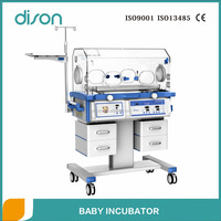 2016 hot sale baby nursing medical baby incubatorfor medical equipment with price dison brand