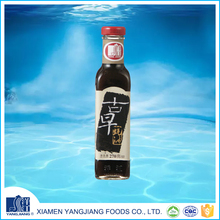 Tasty condiment organic seafood halal oyster sauce