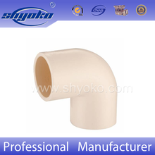 the best sell durable using cpvc ASTM D286 plastic 3 inch pvc pipe fittings