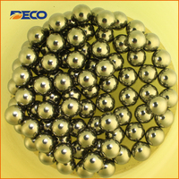 Stainless Steel Grinding Balls, Good Wear Resistant Grinding Media