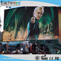 P10 outdoor high brightness rental led screen die casting cabient led display