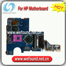 605140-001,Laptop Motherboard for HP CQ56 Series Mainboard,System Board