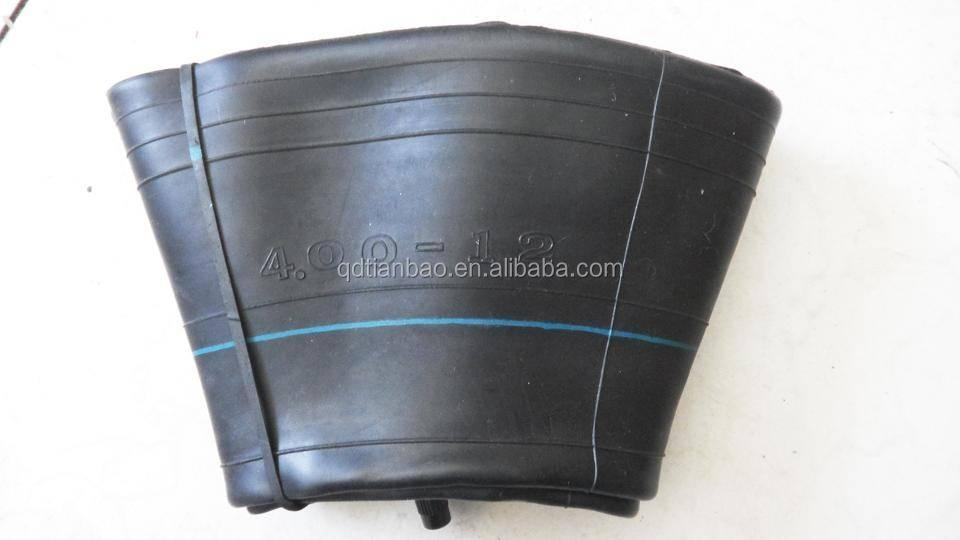 tianbao factory supplier 4.00/4.50-12 scooter tire tube400/450-12