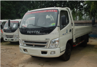 China Foton forland 10 ton cargo truck / 10 ton flat truck for sale!