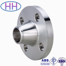 china asme b16.5 wn rf flange a105