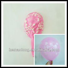 Party favors china printing latex balloon birthday