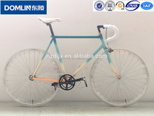 Wholesale Chinese 4130 crmo lugged single speed fixed gear bike