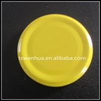 the cheapest 82mm coloured tin lid sell well