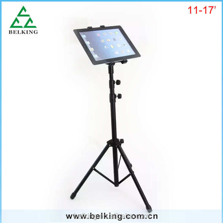 Flat Floor Tripods For Tablet PC High Quality Triangle Plastic Tablet Holder