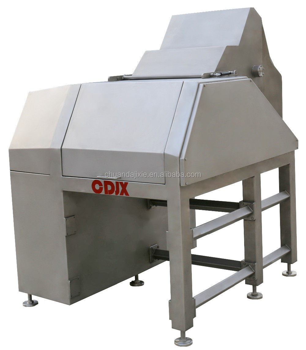 Industrial Frozen Meat Slicer/Frozen Block Meat Flake Equipment CDQ200