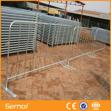Safty Temporary Barrier Steel Barrier Barricade/Temporary Fence with ISO,CE certificate