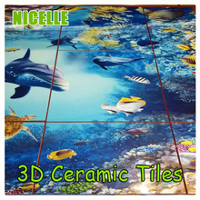 3d flooring tiles Decoration Building Material Background Nano Crystal Ceramic Wall Tiles