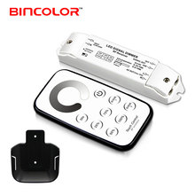 High voltage 0-10v analog signal input 230v led dimmer with RF touch remote control