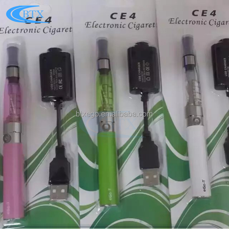 Starter kits with factory price new style ego ce4 e cigarette vaperizer pen