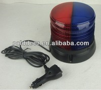 High Quality Led Car Roof Magnetic 12V Strobe Beacon Lights(TBD317b)
