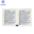 medical BZK antiseptic swabs with CE