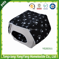 dog pet house, plush pet house, foam pet house