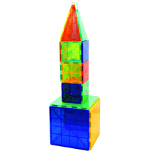 Hot selling toy magnetic tiles building blocks for kids