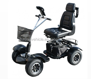 2017 Newly Models Of Electric Mini golf buggy GF-03 with FOUR WHEELS