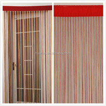 Rainbow String Curtain for Windows, Wall Decor, Door Divider