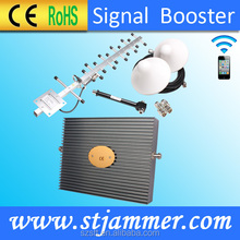 900 1800 2100 mhz mobile signal booster, china tri band mobile phone signal repeater