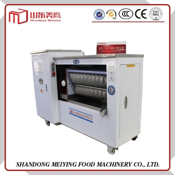 Trade assurance CE certification MG70-8 SS hot sale 60-220gr industrial electric pizza bread automatic dough divider rounder