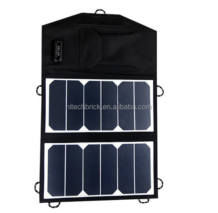 14W 5V solar charger