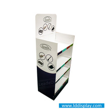 Good quality 4C printing display racks for mobile phone accessories for phone charger