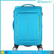 Hot selling president luggage traveling bag washing cloth trolley luggage with great price