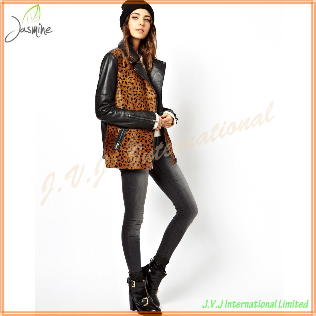 Durable Best Quality Competitive Price First Genuine Leather Jackets