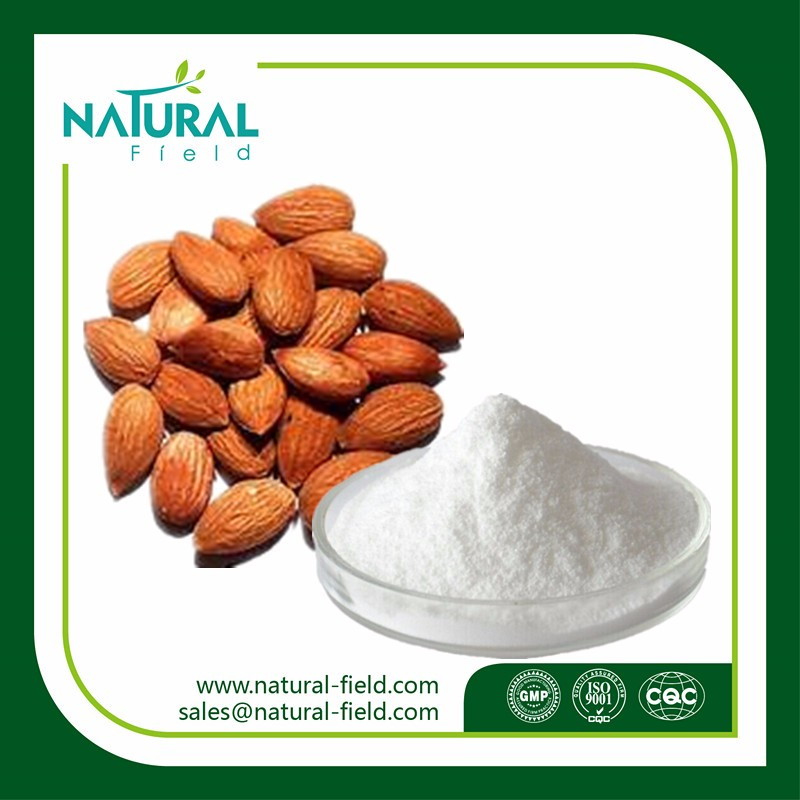Pure natural Apricot kernel extract amygdalin tablets