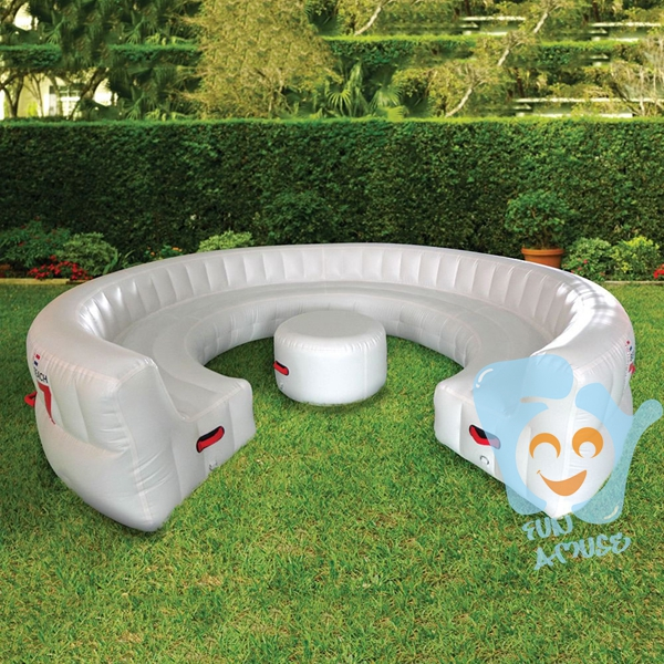 wholesale comfortable outdoor funiture inflatable outdoor furniture