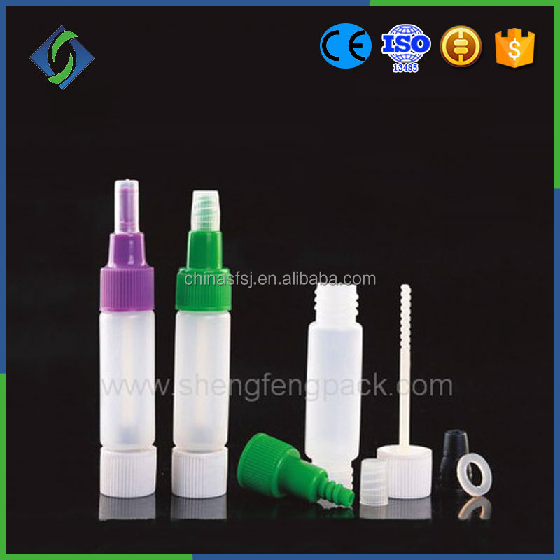 medical stool tube fecal occult sample tube for fecal test collecting