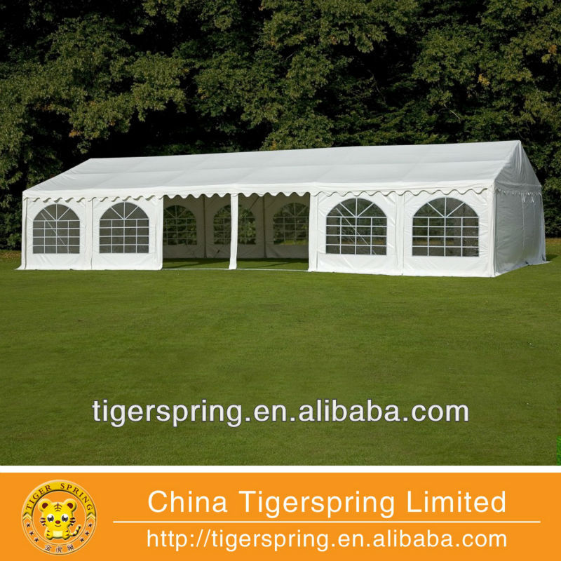 White marquee party wedding tent