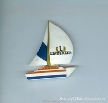 PVC sailing ship shape usb 8 gb, boat shape usb 1gb cheap , sailing boat shaped pen drive customized