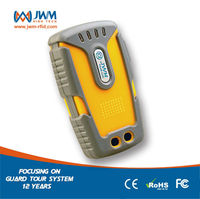 gps+gprs realtime guard tour system 5000p5, online pipeline guard tour system, guard tour tracking