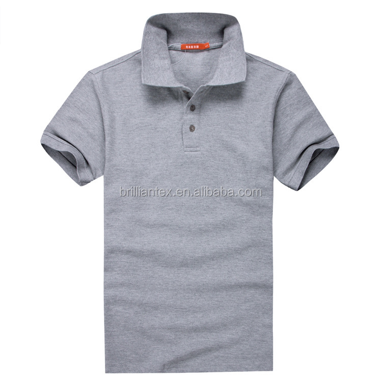 Wholesale clothing mens 100 cotton 200gsm polo shirts with for 100 cotton mens dress shirts